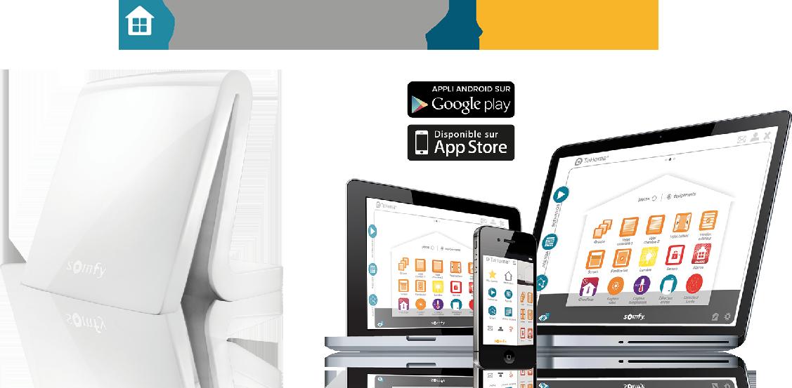 Tahoma de Somfy